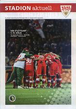 DFB-Pokal 2012/13 VfB Stuttgart - 1. FC Köln, 19.12.2012