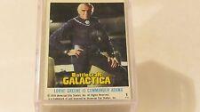 Topps 1978 Battlestar Galactica-Set Of 90 Cards-missing:14, 18, 82-108, 118-132.