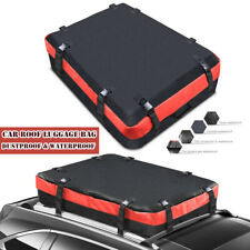 Car Roof Luggage Bag Dustproof Waterproof Off-road Roof Travel Sundries Storage