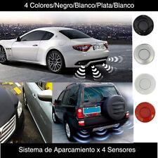 SENSORES DE APARCAMIENTO KIT DE 4 SENSOR RADAR CON SONIDO Y PANTALLA LED PARKING