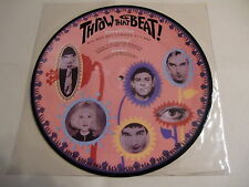 "Throw That Beat / Let Me Sit Next To Iwie . Rare 10"" Vinyl Picture Disc !!"
