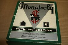 Early Monopoly Game