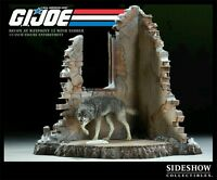 Sideshow - Gi Joe - RECON AT WAYPOINT w/ TIMBER 1/6  Scale figure Environment -