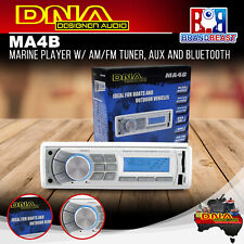 DNA Marine Bluetooth AM/FM USB/SD MP3 Player (MA4B)