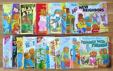 Lot 34 BERENSTAIN BEARS Picture Books Stan Jan & Mike Berenstain L1
