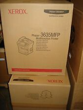 BRAND NEW XEROX Phaser 3635MFP/XM Monochrome Multifunction All-in-One Printer