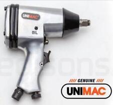 17pc Commercial Air Impact Ratchet Wrench Kit - Set Cordless Rattle Gun Socket