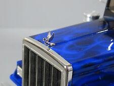 "Front Hood Grill Ornament Emblem Swan 2.4cm ""Toy"" Tamiya 1/14 King Grand Hauler"