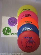 Innova Frisbee Disc Golf Build Your Own Set 5 Pack Of Disks Mini + More. U Pick