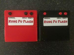 Kung Fu Flash cartridge-Commodore 64
