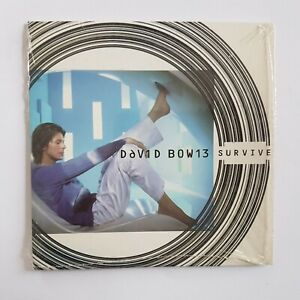 DAVID BOWIE : SURVIVE (REMIXED) ╚ CD Single Promo ╝