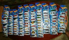 Lot of 90 from Hot Wheels 2004 First Editions Series die-cast vehicles MIP