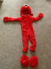 ELMO HALLOWEEN costume 3T-4T BOYS OR GIRLS. !!! In Perfect condition!