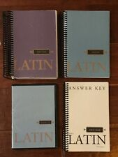 Latin - R. Henle. Loyola Press Set: First Year, Grammar, Answer Key, Audio CDs