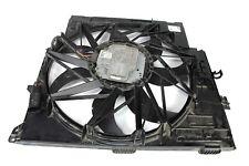 BMW F25 F26 X3 X4 2.0 Engine Cooling Fan Assembly Electric 400W OEM 17427601176