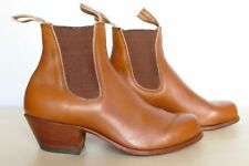 R.M. Williams Cuban Heel Boots for Women