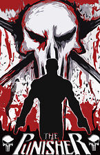 The Punisher 11 x 17 High Quality Poster