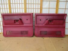 Interior Door Panels Parts For 1992 Dodge W250 For Sale Ebay