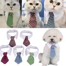Halloween Dog Bow Tie Adjustable Ribbon Tie Pet Puppy Cat Collar Accessories