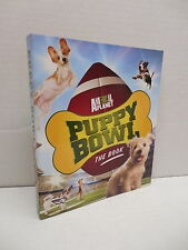 Puppy Bowl The Photo Book Animal Planet Wagging Tails Sniffing Wet Nose Tumbling