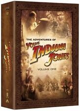 The Adventures of Young Indiana Jones Vol. 1 - The Early Years (DVD 12 disc) NEW