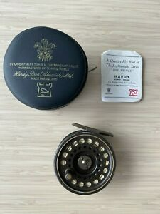 House of Hardy Vintage Golden Prince Fly Fishing Reel 7/8
