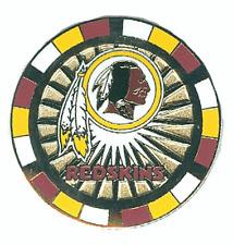 Washington Redskins Pin - Poker Chip
