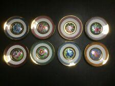 Lot The Hamilton Collection Flower Festivals of Japan Japanese Cloisonne Plate