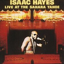Live at the Sahara Tahoe by Isaac Hayes (CD)