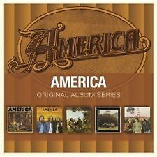 America - Original Album Series 5 CD Set 2011 Warner