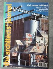 Architects Journal 17 Aug 95 Hartcliffe Mini Town Hall Bristol, Hallet & Pollard