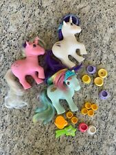 My Little Pony G1 Twilight Bait Pony and Shoes Lot