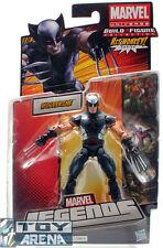 Marvel Legends - WOLVERINE (X-FORCE OUTFIT) Hit Monkey BAF