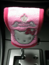 Hello Kitty Car Accessory : Automatic Shift Knob Gear Stick Cover #Angel