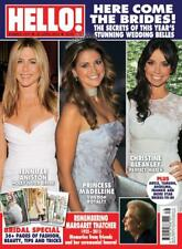 HELLO! MAGAZINE ISSUE 1273 - WEDDING BRIDAL SPECIAL