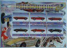 Estampillas Postales De Transportes Malawi Pliego Pequeno Ebay
