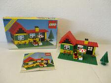 ( J 15 ) Lego Legoland 6365 Wochenend / Ferienhaus  OVP + BA