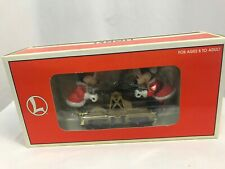 Lionel Lines / Disney- Mickey & Minnie Christmas Handcar #6-18433 NEW!
