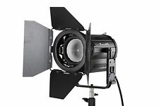 FALCON EYES 160W PORTABLE LED FRESNEL DLL-1600TW WI-FI 3000-8000K