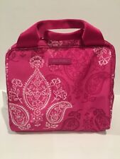 NWT Vera Bradley Lighten Up Lunch Cooler STAMPED PAISLEY Bag *FREE SHIPPING*