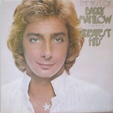 BARRY MANILOW - THE BEST OF BARRY MANILOW  - LP - (original innersleeve)