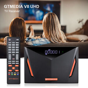 GTMEDIA V8 Ricevitore TV UHD Combo DVB-S/S2/S2X + T/T2/Cavo/ATSC-C/ISDBT 4K D6S1