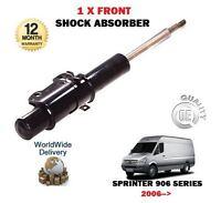 Per Mercedes Sprinter 3.5 Ton 2006- > Nuovo 1 X Ammortizzatore Anteriore Puntone