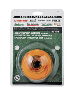 MTD Southwest .095 Speedspool Replacement Cartridge for Weedeater
