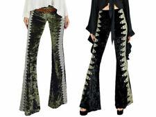 Pantaloni da donna a zampa