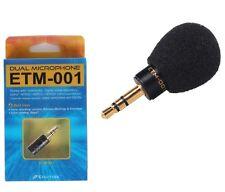 Edutige ETM-001 DUAL MICROPHONE voice recording & voice chatting