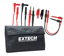 Electronic Test Lead Kit Tool Connector Multi Meter Wires Electrical Equipment