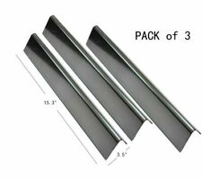 3 Pack Stainless Steel Grill Heat Plate Flavorizer Bars For Weber Spirit E-210