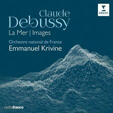 IMAGES LA MER - KRIVINE,EMMANUEL/ONF   CD NEU DEBUSSY,CLAUDE