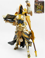 WOW WORLD OF WARCRAFT- FIGURA SISTER BENEDRON 18 CM/FIGURE HUMAN PRIESTESS 7,9""